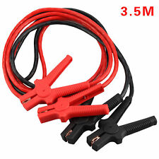 Heavy Duty Battery Jump Start Cable 1200amp 3.5m Leads Jumpleads Car Van Boost