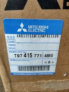 MITSUBISHI Air Conditioning Compressor T97415771 New Boxed ANB33FCSMT 232423