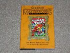 Marvel Masterworks 142 Golden Age Human Torch Volume 3 Limited Edition HC/DJ