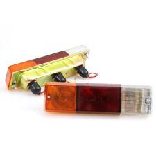 FIT 65-73 NISSAN DUTSUN 520 521 J13 TRUCK PICKUP 1500 CC TAIL LIGHT PAIR NEW