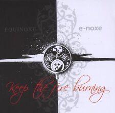 KEEP THE FIRE BURNING CD 2008 DAVANTAGE Psyche WYNARDTAGE Acylum
