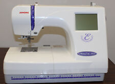 Janome Memory Craft 300E Embroidery Machine