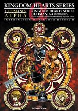 JAPAN Kingdom Hearts Series Ultimania Alpha:Introduction of Kingdom Hearts II