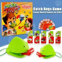 Funny Take Card-Eat Pest Catch Bugs Game Desktop Games Board Games Toy For Kids