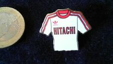 HSV Hamburger SV Maglia Pin 1979 maestro tedesco HITACHI RARO ORIGINALE