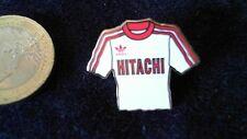 HSV Hamburger SV Trikot Pin 1979 Deutscher Meister Hitachi selten original