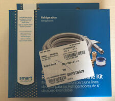 Smart Choice 6 ft. Stainless Steel Refrigerator Waterline Kit New In Box