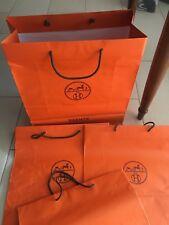 Hermes Xl Orange shop 00004000 ping Bag/Giftbags