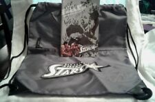 AUTOGRAPHED SAN ANTONIO SILVER STARS WNBA 2009 PROGRAM AND SPORTS BACKPACK