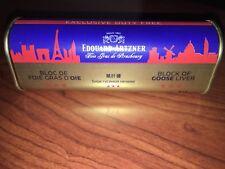 EDOUARD ARTZNER BLOC DE FOIE GRAS D'OIE 310 grams GOOSE Foie Gras Pate PARIS