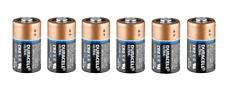 6x Duracell Ultra Lithium  CR2  Batterie  Photo  CR17355  3V  Bulk