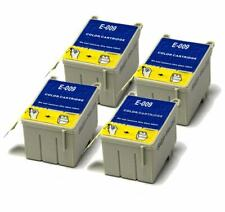 4x Colour Compatible (non-OEM) Ink Cartridges to replace T009