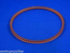 MOTOR Drive V Belt funziona su PFAFF MACCHINE SERIE 330 + altri, Cintura Taglia 395mm
