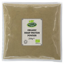 Organique Hemp Protéine Poudre 250 g Certified Organic