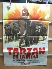A4536 Tarzán en la India Jock Mahoney,  Leo Gordon,  Mark Dana,  Feroz Khan,  Si