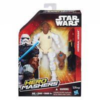 Disney Star Wars 'Admiral Akbar' Hero Mashers 6 Inch Figure Toy Brand New Gift