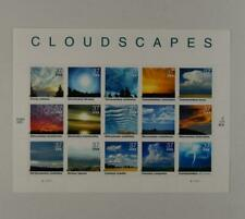 US SCOTT 3878 CLOUDSCAPES PANE OF 15 STAMPS 37 CENT FACE MNH
