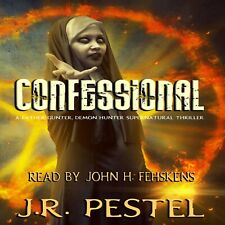 Confessional by J.R. Pestel Audio Book MP3 File NO CD (Fast e-Delivery)