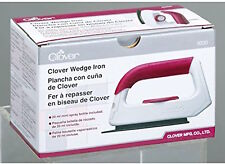 Clover 9200 Wedge Iron Mini Size Sewing Quilting Doll Craft NEW!