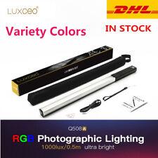 LUXCEO Q508A Handheld RGB LED Video Light Tube Stick 3000K-5750K Photo Lighting