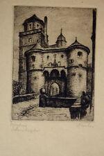 Kunstdrucke mit Architektur-Motiv