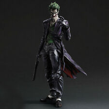 Play Arts Kai The Joker Batman Arkham Action Figure Toy Doll Model Collection