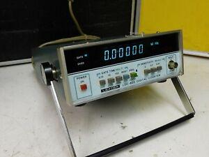 Leader LDC-822, professioneller Frequenzzähler