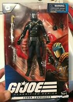 "GI Joe Classified 6"" Cobra Commander New Sealed Box Awesome IN HAND Yo Joe!"