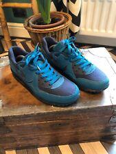 Rare Mens Nike Air Max Light LE B Obsidian/Black UK9