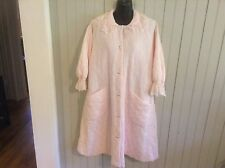 Vintage Pink Medium Flobert lined Robe