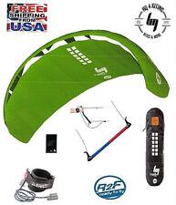 Hq4 Rush 300 Trainer Power Kite Foil kitesurfing + boarding + Kite Killer + Bar
