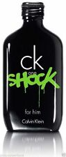 CK One Shock by Calvin Klein 3.3 / 3.4 oz Eau De Toilette Spray for Men NIB