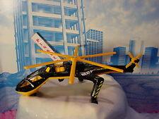 2015 Mission Force:Construction BLADE FORCE helicoptor☆Black/or☆Loose Matchbox