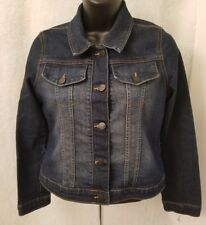 bd0013368 Polyester Summer Jean Jackets Outerwear (Sizes 4   Up) for Girls