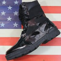 "Thorogood 8"" Military Tactical Police Black Work Boots [831-6823] MADE N USA 2nd"