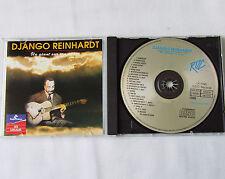 Django REINHARDT Un geant sur son nuage 20 Tracks CD RDC Records gypsy jazz MINT