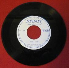 """JERRY ALLEN & HIS TRIO """"SMALL TALK"""" 1955 LONDON 1522 W/L PROMO LQQQK!!"""