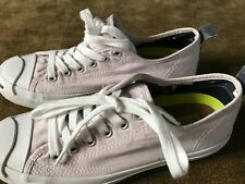 converse jack purcell Light Pink 7.5