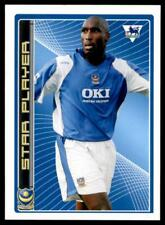 Merlin Premier League 07 Campbell (Star Player) Portsmouth No. 351