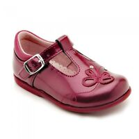 Startrite Pixie Girls Mary Jane Leather Shoes Multiple Colours Sizes 3 - 6.5 EFG