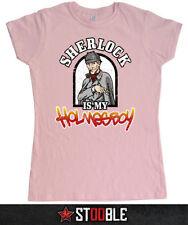 Sherlock Regular Size T-Shirts for Men