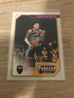 2019-20 Panini Chronicles Threads PINK #99 Kevin Porter Jr Rookie RC Cavaliers