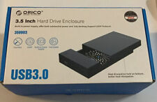 Orico 3.5 Inch External Hard Drive Enclosure 3599US USB3.0