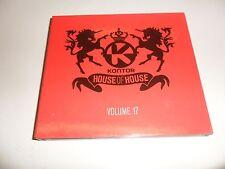 CD Kontor House of house vol.17 di various (2013) - Box-Set