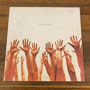 Lucio Battisti Il mio canto libero RCA 1972 disco vinile lp 33