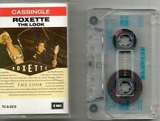 ROXETTE 2 track Australian Cassingle 1988 - THE LOOK