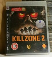 Killzone 2 Sony PlayStation 3 PS3 Complete in Box