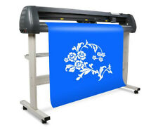 "CE 1350 mm 53"" LCD Sign Sticker Vinyl Cutter Cutting Plotter SK1350T"