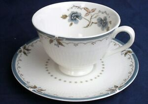 Royal Doulton Old Colony TC1005 Tea Cup & Saucer (up to 5 available) VGC