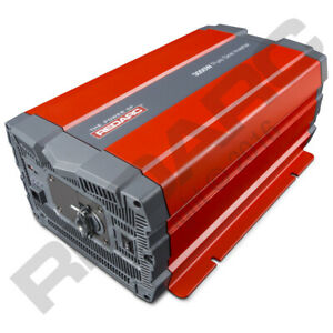 NEW Redarc 3000W 24V Pure Sine Wave Inverter R-24-3000RS
